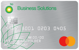 BP Business Solutions Mastercard | Fleet Card