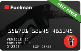 Fuelman Fleet Card Deep Saver Plus