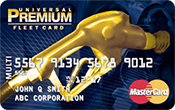 Universal Premium Mastercard | Business Fuel Cards