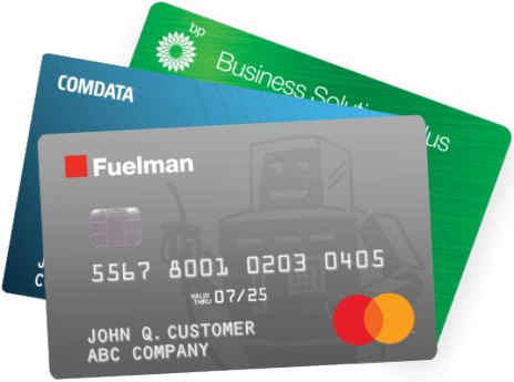 business fuel and fleet gas cards